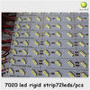 IP20 Solid Led Light Strip Epister Chip DC12V SMD8520 Aluminum Material 18-22w