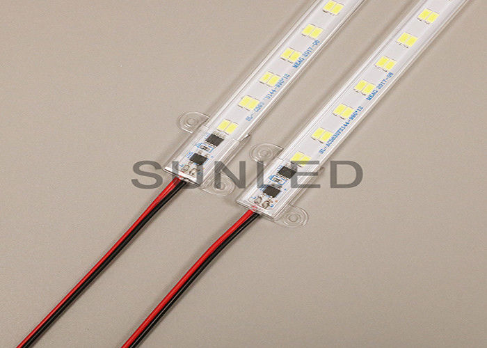 22W Bright Led Strip Lights 144 LEDS PCB Width 10mm CE ROHS Certification