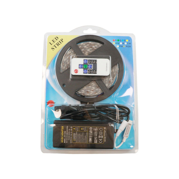 DC12V SMD 5050 RGB 240lm Flexible Waterproof Led Strip
