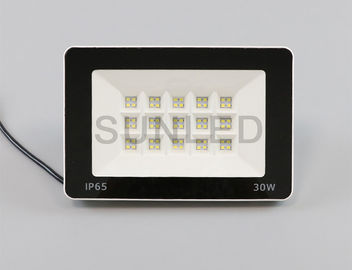 IP65 Waterproof LED Security Flood Light 30 Watt Ultrathin Feature
