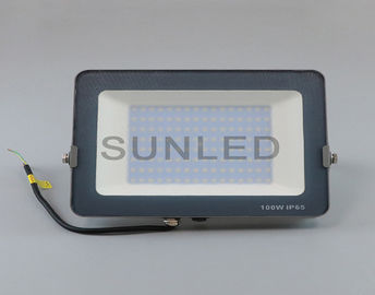 Outdoor LED Garden Flood Lights Aluminum Material 3 Years Warranty