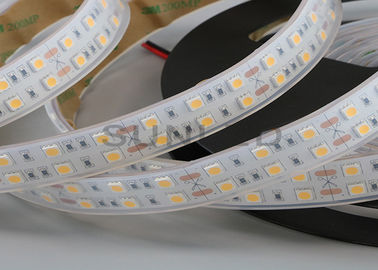 Double Rows LED Flexible Strip Lights , SMD5050 LED Strip Lights