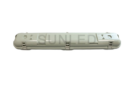 SMD2835 LED Linear Fluorescent 20w 30w 40w Tri Proof Lamp